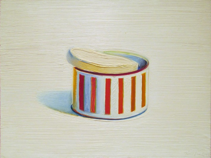 Wayne Thiebaud  Powder with Puff